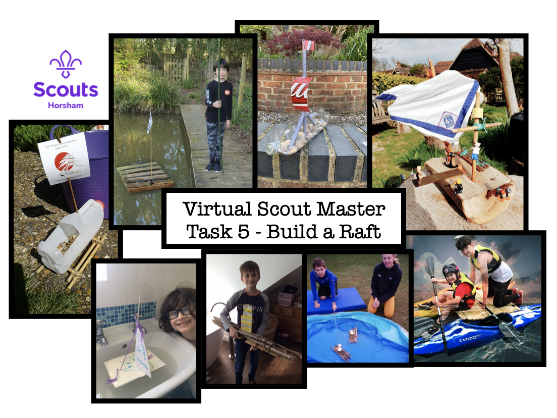 Virtual Scout Master Tasks
